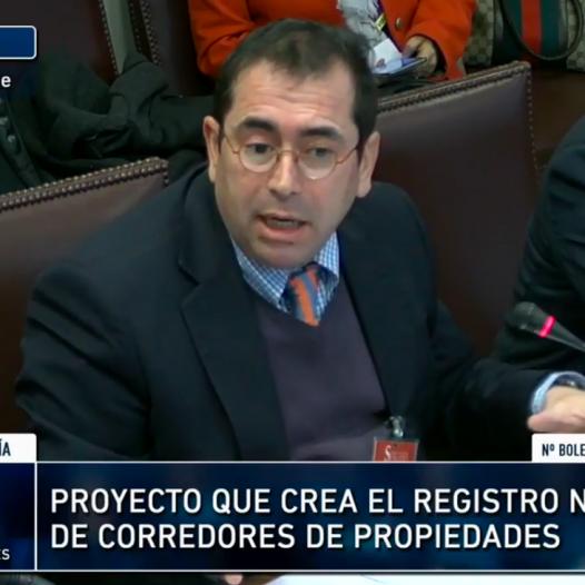 """Proyecto de ley crea """" Registro Nacional de Corredores de Propiedades"""""""