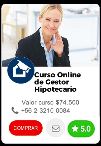 Curso de Gestor Hipotecario