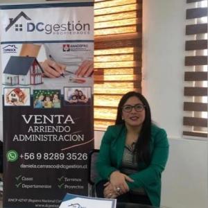 Daniela Patricia Carrasco Toledo